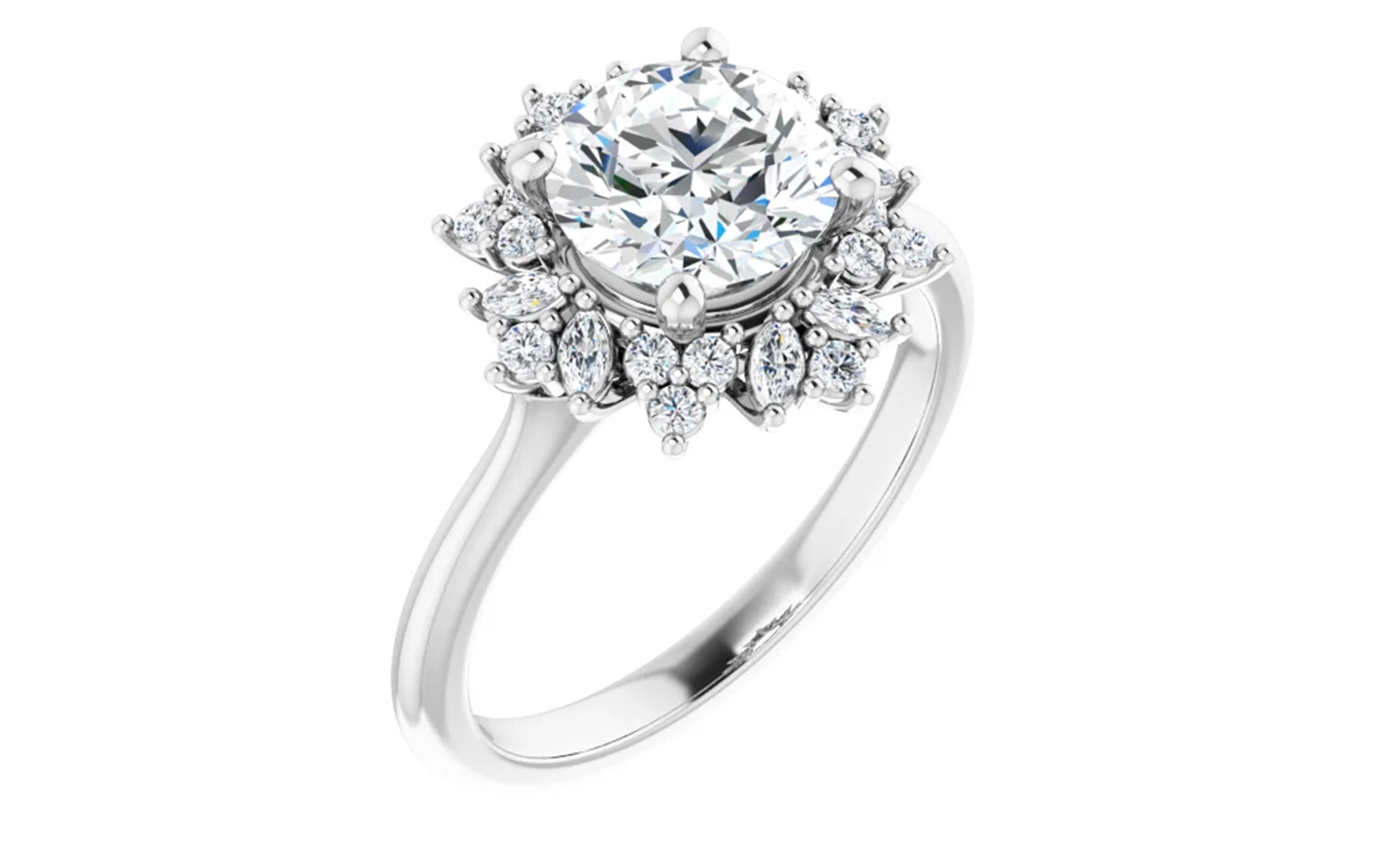 Engagement Rings by Krivanek Jewelers